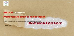 WebTalks workshop promoveaza-te smart